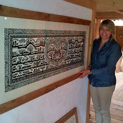 Regina Martin - Papercutting - my passion